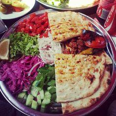 Turkish food, sis kebap. Enjoy tours around Turkey and Greece with FEZ Travel: www.feztravel.com/