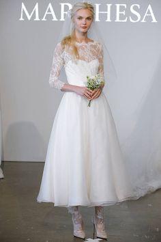 Marchesa's Spring 2015 Wedding Dresses Designer Wedding Dresses for Spring - Elle