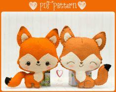 Etsy の Cute raccoon PDF Pattern by Noialand