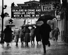 Harlem Neighborhood, New York City (1952) - Gordan Parks