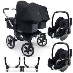 Bugaboo Donkey Twin 3-1 - http://www.austree.com.au/ads/baby-children/prams-strollers/bugaboo-donkey-twin-31/13200/