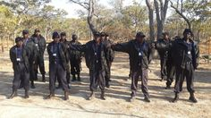 Elite SA Security Guarding Operation: Zambia-West Lumba Copper and Gold Mine