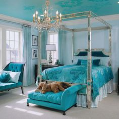 Peacock Blue Design, Pictures, Remodel, Decor and Ideas - page 63