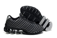 Adidas Porsche Design Bounce 2012 Running Shoes Black Silver