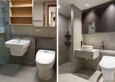 신반포팰리스 42평 아파트인테리어_우드향기가 번지는 집 [옐로플라스틱, 옐로우플라스틱, yellowplastic] : 네이버 블로그 Toilet, Construction, Bathroom, Interior, Building, Washroom, Flush Toilet, Indoor, Full Bath