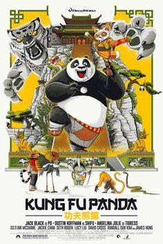 Kung Fu Panda - Patrick Connan ----