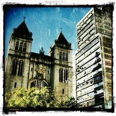 Sao Paulo, São Bento Church #IstagramYourCity #saopaulo #saopaulocity #brazil #brasil #phootooftheday #igersaopaulo #igerstorino #br #church #architecture - @renero666- #webstagram @Social Media Week