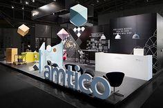 Amtico | Bau in Munich 2015 on Behance