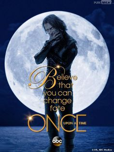 Once Upon a Time saison 3 : poster avec Robert Carlysle