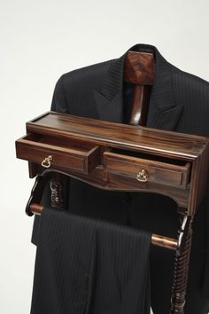 Men's Valet Stand | Essentials (men's accessories), visit http://www.pinterest.com/davidos193/