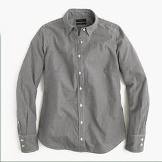 Perfect shirt in microgingham