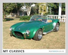 1990 FORD COBRA - REPLICA  classic car
