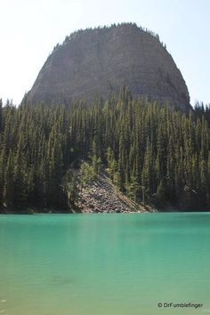 Beehive and Mirror Lake, Canada