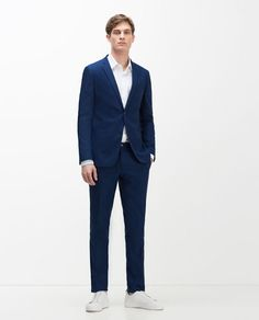 BASIC TROUSERS-View all-TROUSERS-MAN | ZARA Serbia