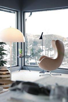 Top-50-modern-floor-lamps-Arne-Jacobsens-Egg-Chair-and-AJ-Floor-Lamp-and-Panthella-Floor-Lamp-by-Verner-Panton Top-50-modern-floor-lamps-Arne-Jacobsens-Egg-Chair-and-AJ-Floor-Lamp-and-Panthella-Floor-Lamp-by-Verner-Panton