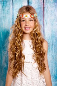 Groovy Cute Hairstyles For Kids Hairstyles For Kids And Kids Curly Hair Hairstyles For Women Draintrainus