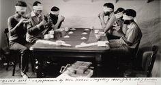 Paul Neagu - Blind Bite Contemporary Art, Gallery, Blind, Image, Contemporary Artwork, Jealousy, Blinds, Modern Art