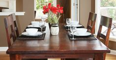 On Thanksgiving Day, the kitchen is the most important room in your house. The second most important room will be the dining room, where every will sit and eat. So it's important to get this part of your kitchen and dining room clean and ready for when your guests come over for Thanksgiving.