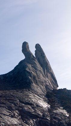 Double Peak of Mount Kinabalu, Sabah Mount Kinabalu, Genting Highlands, Flora And Fauna, Orangutan, Borneo, Kuala Lumpur, World Heritage Sites, Caves, First World