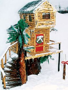 Amazing Gingerbread Houses - Pictures of Gingerbread Houses - Good Housekeeping
