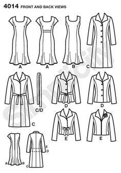 Misses' & Plus Size Dresses
