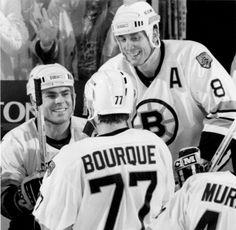 Oates, Neeley, and Borque