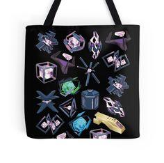 Ingress Gear in Black by planetshizzle