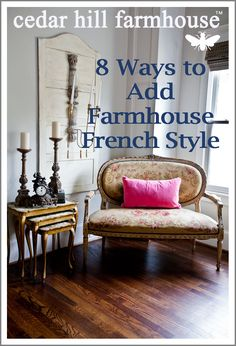 Over 12 French Chairs - Cedar Hill Farmhouse