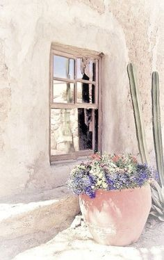 Southwest in pastels Heart Of The Desert, Foto Rose, Mexico Style, Girly, Gypsy Rose, Desert Homes, Rose Cottage, Pretty Pastel, Wild Hearts