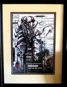 Surrealist, Surreal Art, Collage, Artist, Art Studios, Sun Art, Ink, Dark, Book Art