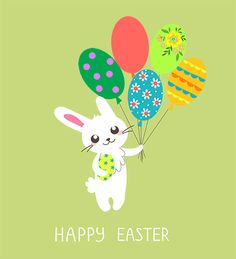 Happy Easter to you and your family! Free online Celebrate A Happy Easter ecards on Easter Easter Wishes Pictures, Easter Ecards, Happy Easter Bunny, Frame By Frame Animation, Kawaii Shop, Drawing For Kids, Illustrations, Easter Crafts, Holidays And Events