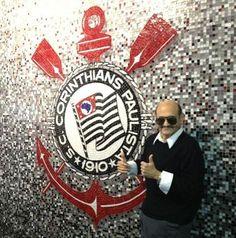 Corinthians Fans: Edgar Vivar