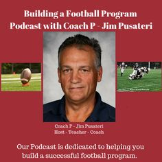 Subscribe for FREE to Building a Football Program Podcast: https://www.blubrry.com/buildingafootballprogram/