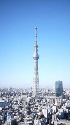 スカイツリー Kobe Japan, Tokyo Japan, Countries Around The World, Around The Worlds, Great Places, Beautiful Places, Places In Tokyo, Japanese Lifestyle, Tokyo Skytree