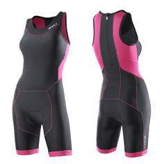 My Triathlon - 2XU 2014 Women's Perform Trisuit WT2707d - Black, Black / Synthetic Pink, Charcoal / Astro Green, Charcoal Ultramarine Blue., £94.50 (http://www.mytriathlon.co.uk/2xu-2014-womens-perform-trisuit-wt2707d-black-black-synthetic-pink-charcoal-astro-green-charcoal-ultramarine-blue/)