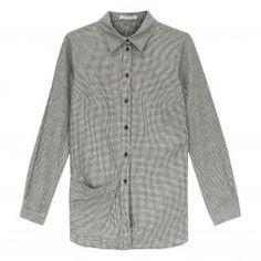 Black Check Fairbank Shirt