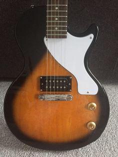 Epiphone Les Paul Junior Electric Guitar for sale online Epiphone Les Paul, Les Paul Jr, Electric Guitar For Sale, Cheap Guitars, Gibson Guitars, Body Electric, Junior, Musical Instruments, Ebay