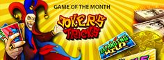 Game of the Month Bonuses At WinADay Casino