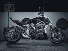 Ducati XDiavel S: icono de estilo y potencia