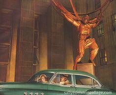 Car Ad Body by Fisher 1951 | by Retroarama