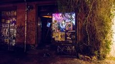 Supamolly - old squat bar, punk music venue and cinema (far east of hotel). True throwback to Berlin's '90s squat history, which saw the East rapidly depopulated, then repopulated by punks, anarchists and activists who reclaimed all the crumbling buildings after the wall fell, carving out a playground for alternative lifestyles.