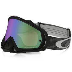 Oakley Mayhem PRO Jet Black Jade Prizm Goggles