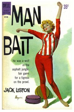 Man Bait posters for sale online. Buy Man Bait movie posters from Movie Poster Shop. We're your movie poster source for new releases and vintage movie posters. Kitsch, Pulp Fiction Book, Fiction Novels, Mystery, Pin Up, Robert Mcginnis, Vintage Book Covers, Pulp Magazine, Thing 1