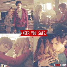 Warm Bodies they are too much