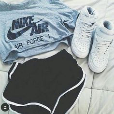 best service b18c4 e3c38 Estilo para el fin de semana, deportivo! Vintage Nike, me fascina. Ropa