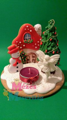 Gingerbread, Cookies, Christmas Ornaments, Holiday Decor, Desserts, Food, Crack Crackers, Tailgate Desserts, Deserts