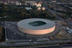 #EM 2012 Stadion in Breslau, Polen (Foto: Łukasz Czyżykowski)