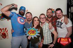 #Hero auf Tour für #BTC2016 - Diesmal waren wir zu Gast bei der Wonderworld und wir hatten alle eine Menge Spass. Seht selber! #undetectable #STOPHIV #HIV #instagay #instaboy #gayhero #Gay #gaylife #gayparty #nightlife #zurich #health #mycheckpoint #ironman #prevention #condoms #norisk #spiderman #captaiamerica #Superman #schweineimweltall #misspiggy
