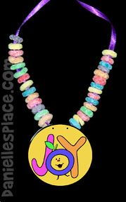 Fruit of the Spirit Fruit Loop Necklace www.daniellesplace.com