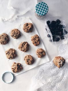Oatmeal Energy Balls Recipe, Healthy Desserts, Healthy Recipes, Cookie Recipes, Dessert Recipes, Apple Muffins, New Cake, Cut Out Cookies, Breakfast Time